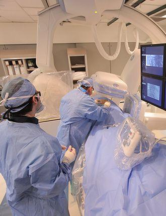Clinical Interventional Neuroradiology Fellowship