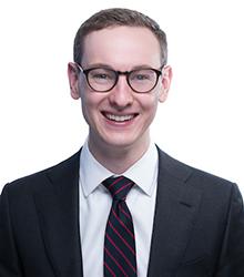 Andrew Garton, Weill Cornell neurosurgery resident
