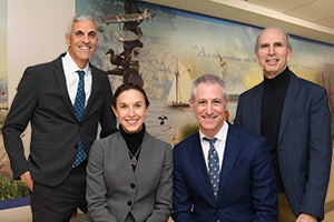 Pediatric Neurosurgeons of the combined service of Weill Cornell Medicine and Columbia University