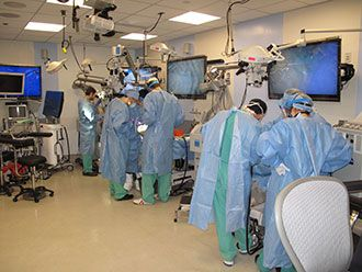 Weill Cornell Medicine Surgical Innovations Lab