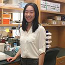 Linda Wu, 2015-2016 Rudin Fellow in Pediatric Neuro-oncology