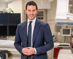 Dr. Jared Knopman, Director of Cerebrovascular Surgery and Interventional Neuroradiology