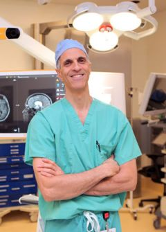 Dr. Mark Souweidane, Weill Cornell Medicine Brain and Spine Center