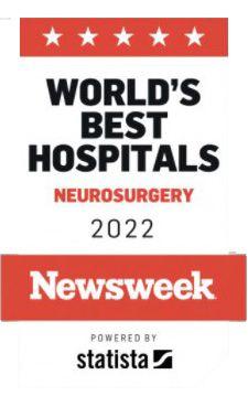 #1 in the World in Neurosurgery