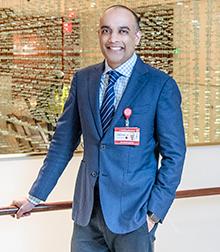 Dr. Rohan Ramakrishna, Weill Cornell Medicine