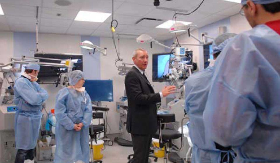 Weill Cornell Medicine Neurosurgery Skull Base Course Photos