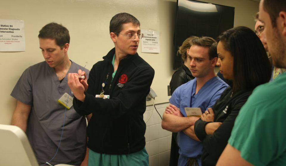Weill Cornell Medicine Neurosurgery Resident Boot Camp 2017