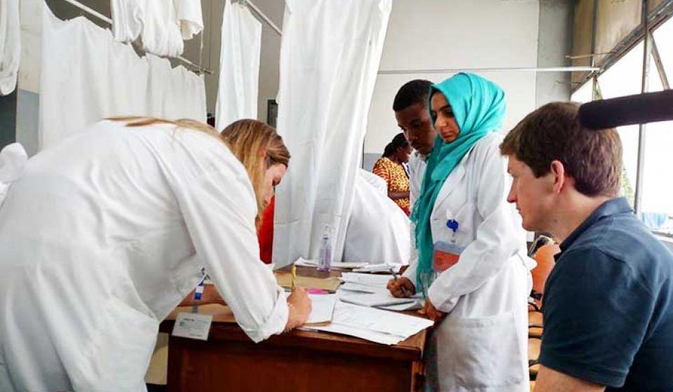 Weill Cornell Medicine Tanzania Neurosurgery Mission